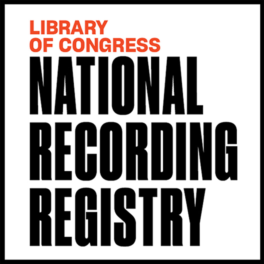 National Recording Registry of the Library of Congress Announces Newest Inductees