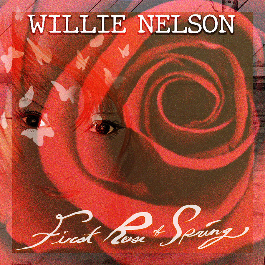 Willie Nelson's Forthcoming Studio  Album First Rose Of Spring Moves to July 3, 2020