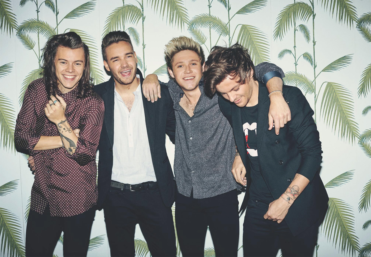 Celebrate 10 Incredible Years Of One Direction This Month
