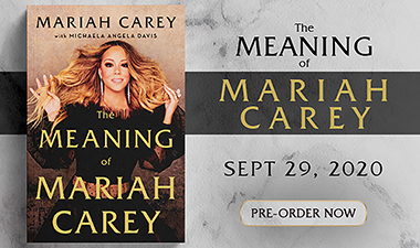 The Meaning of Mariah Carey A Memoir by the Global Superstar: A Uniquely American Story To be Published September 29, 2020, by Andy Cohen Books,  An Imprint at Henry Holt & Company, and Audible