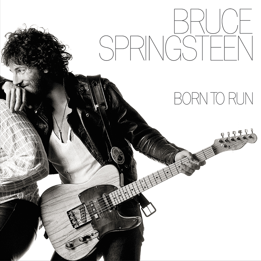 Celebrating The 45th Anniversary of Bruce Springsteen's Born To Run With A Fan Giveaway