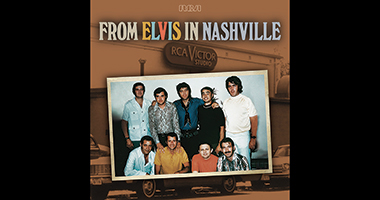 "RCA/Legacy Recordings Celebrating 50th Anniversary of Elvis Presley's Legendary 1970 Studio B Marathon Sessions with the ""Nashville Cats"""