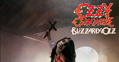 Ozzy Osbourne's Landmark Debut Album 'Blizzard of Ozz' To Be Celebrated Release Day (September 18)