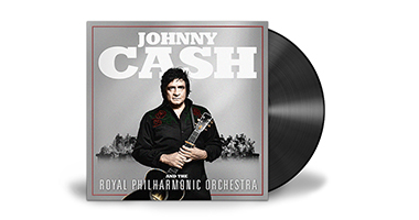 Columbia/Legacy Recordings Set to Release Johnny Cash and The Royal Philharmonic Orchestra on Friday, November 13, 2020