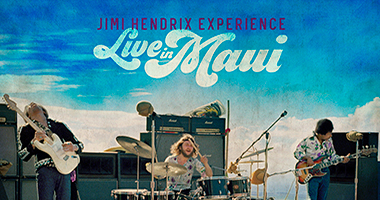 New Documentary 'Music, Money, Madness… Jimi Hendrix in Maui' and 'Live In Maui' Album Out November 20