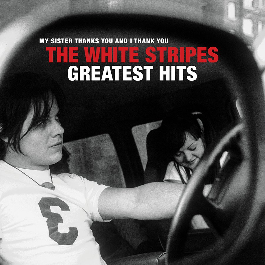 The White Stripes Unveil Greatest Hits Track List