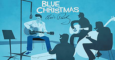 """Legacy Recordings Rings In This Year's Holiday Season With First-Ever Official Music Video For Elvis Presley's """"Blue Christmas"""""""