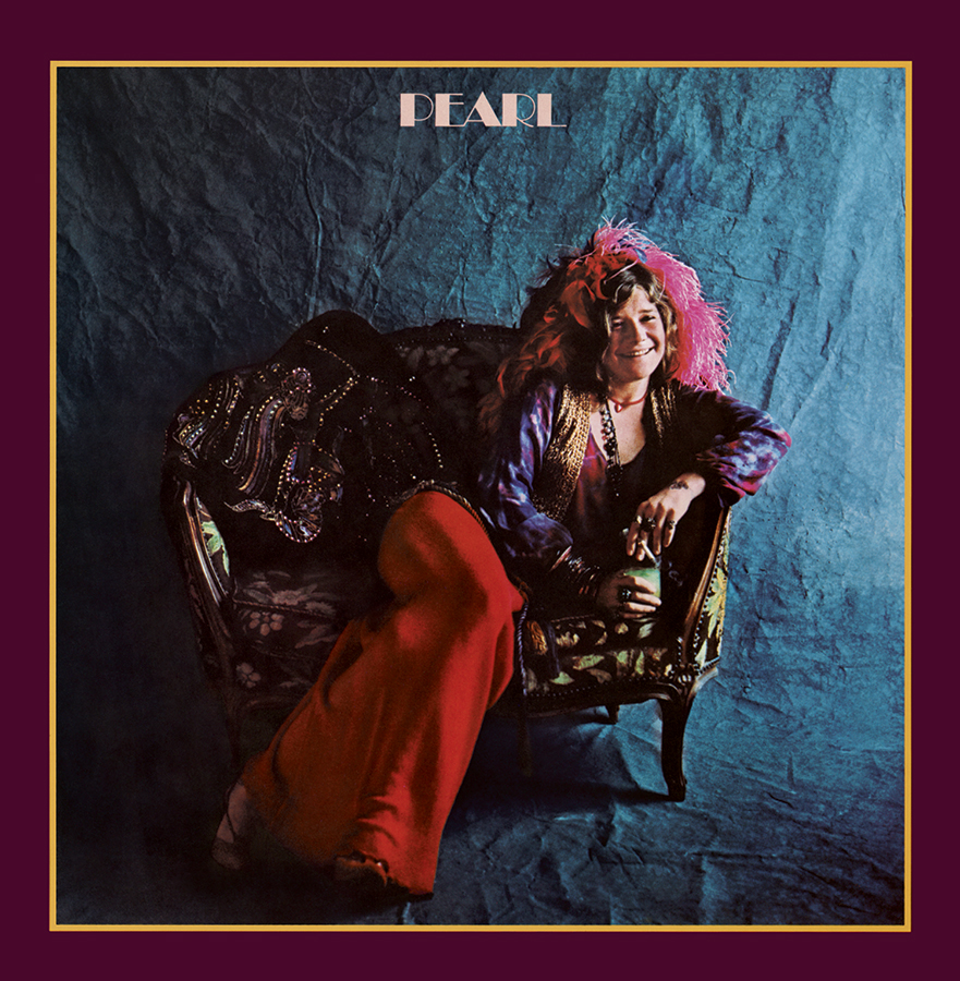 Columbia Records, Legacy Recordings & the Janis Joplin Estate Celebrate the 50th Anniversary of Janis Joplin's Pearl (Originally Released January 11, 1971)