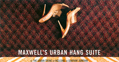 Legacy Recordings Commemorates 25th Anniversary of 'Maxwell's Urban Hang Suite'