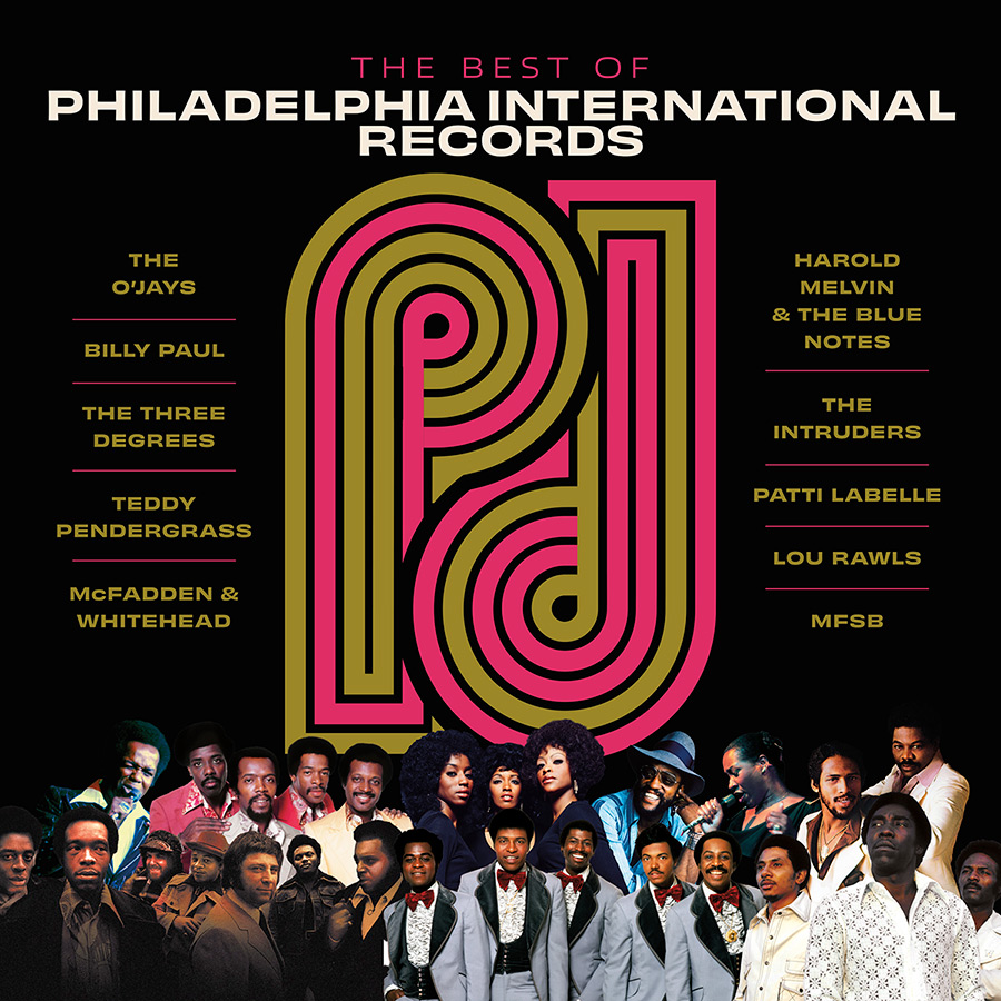 The Best of Philadelphia International Records