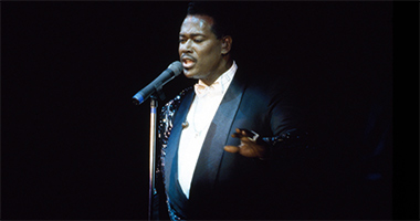 Luther Vandross Celebrated on 70th Birthday (April 20) with Google Doodle Animation