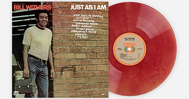 Bill Withers 'Just As I Am' 50th Anniversary Vinyl & Sweepstakes!