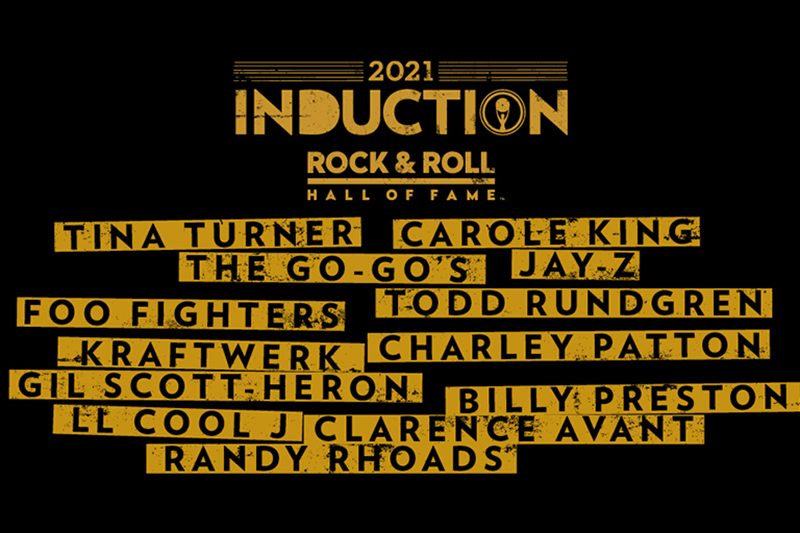 Foo Fighters, Carole King, Randy Rhoads To Be Inducted Into Rock & Roll Hall Of Fame