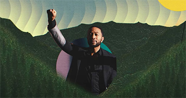 John Legend On 'Wake Up Everybody,' Presented by Philadelphia International Records