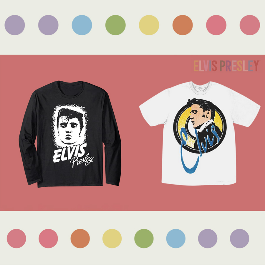 Authentic Brands Group and The Thread Shop Join Forces for Official Elvis Presley Store on Amazon.com