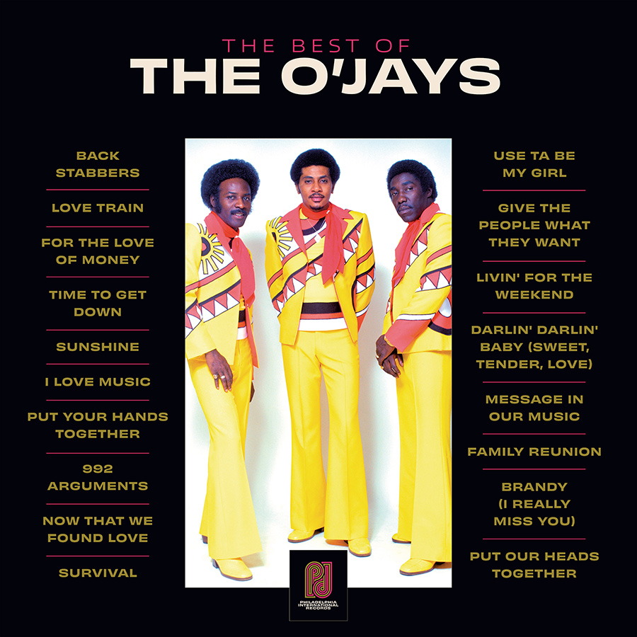 The Best of The O'Jays
