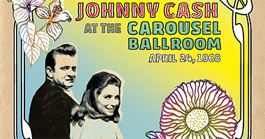 Johnny Cash Never-Heard Live Version Of 'The Ballad Of Ira Hayes' Out Today