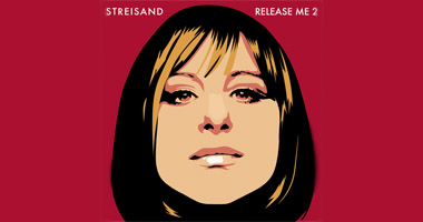 """Second Track, """"Rainbow Connection"""" From Barbra Streisand's Eagerly-Awaited'Release Me 2,' Available Today,Friday, June 25"""