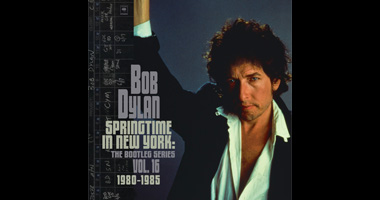 Bob Dylan – Springtime In New York: The Bootleg Series, Vol. 16 (1980-1985) Out September 17