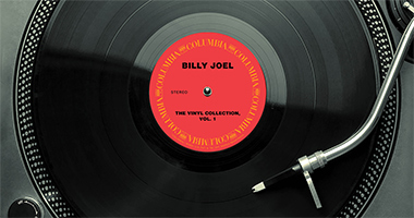 Billy Joel 'The Vinyl Collection, Vol. 1' To Be Released November 5