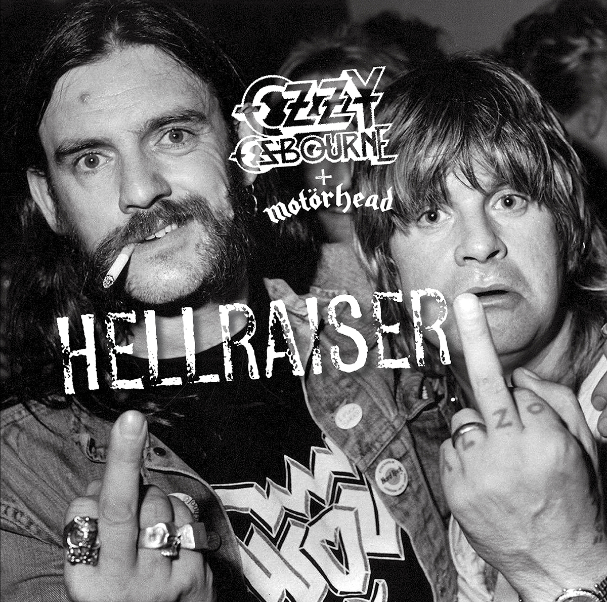 """Ozzy Osbourne's 30th Anniversary 'No More Tears' Expanded Digital Deluxe Edition To Include New Version Of """"Hellraiser"""" As A Duet With Ozzy and Lemmy Kilmister"""
