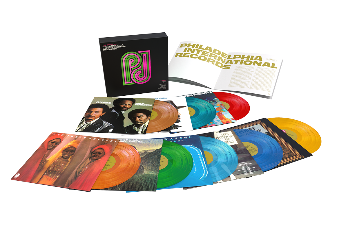 Philadelphia International Records 50th Anniversary Celebrated With Box Set Series & Digital Artist Remixes