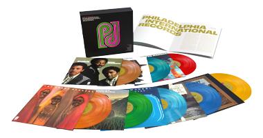 VMP Announces Vinyl Box Set Celebrating 50th Anniversary Of Philadelphia International Records