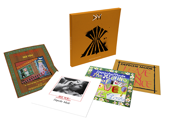 Twin Depeche Mode 12″ Box Sets On The Way