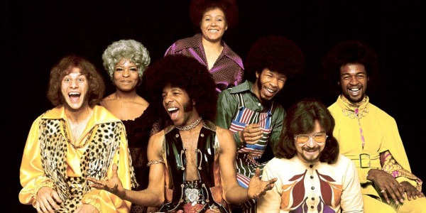 Sly & The Family Stone live at Fillmore East
