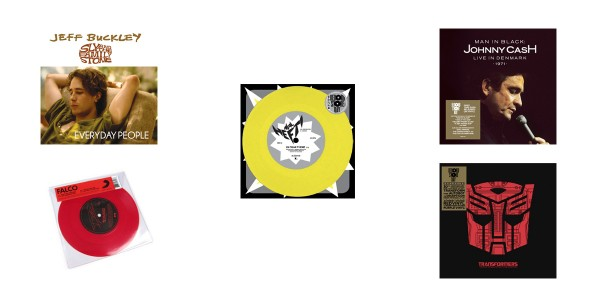 Record Store Day Prize Draw