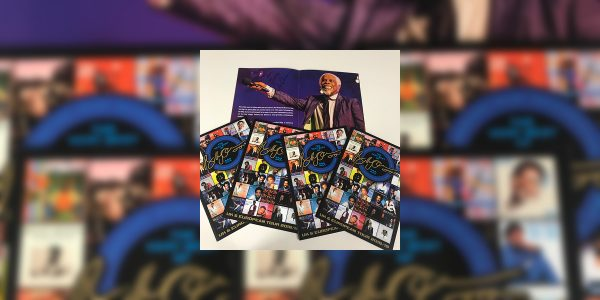 Win Signed Billy Ocean Programmes!