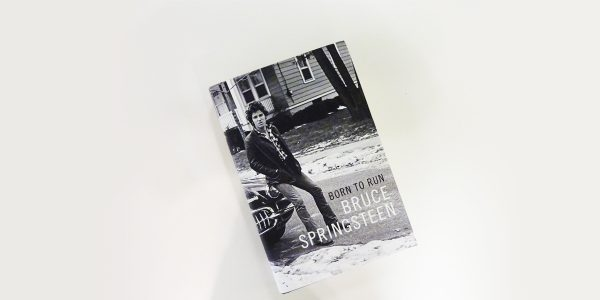 Win a copy of Bruce Springsteen's new book!