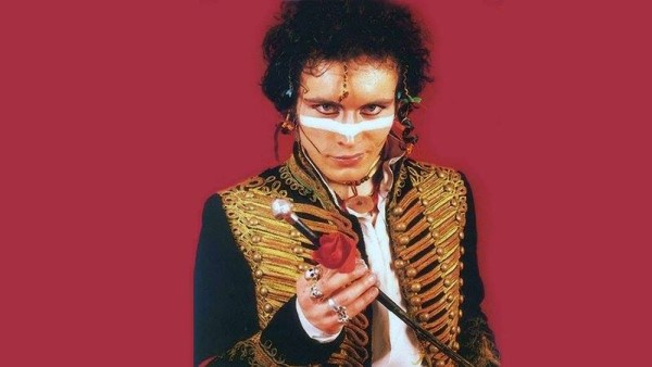 Artist of the Month: Adam Ant