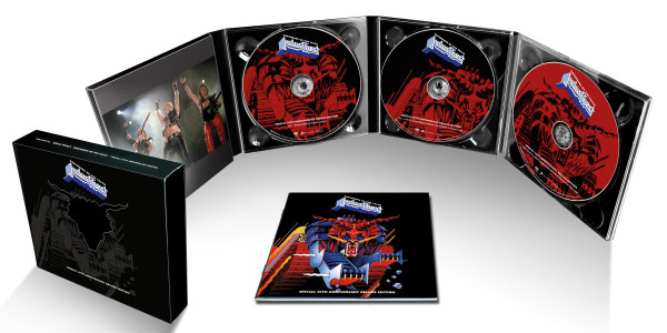 Out Now: Judas Priest #defenders30