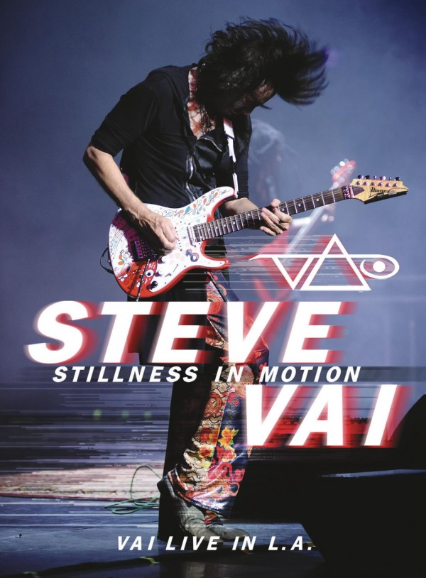 Steve Vai: Stillness In Motion