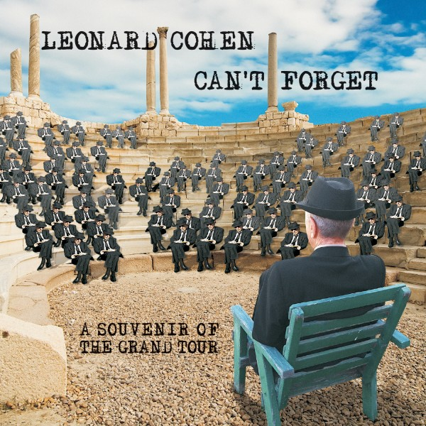 Leonard Cohen is our Artist of the Month