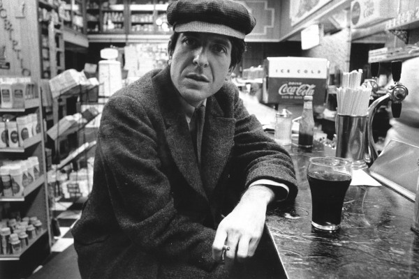 12 things you need to know about Leonard Cohen