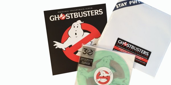 Vinyl of the week: Ghostbusters