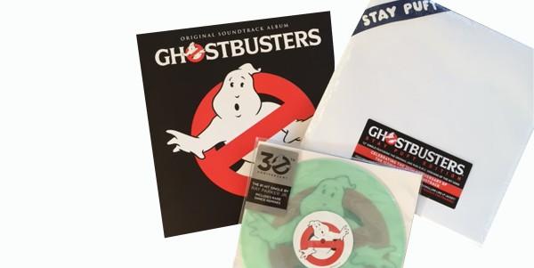 Vinyl of the week: Ghostbusters