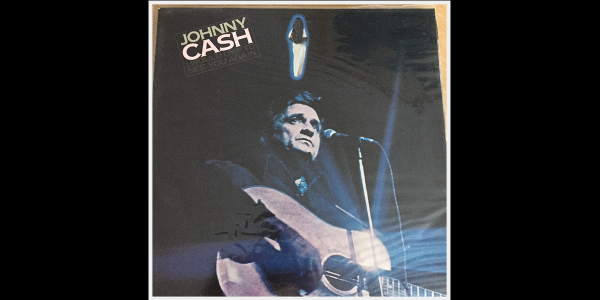Vinyl of the Week: Johnny Cash