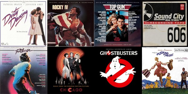 Amazing Film Soundtracks For A Special Price