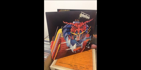 Vinyl of the Week: Defenders of the Faith