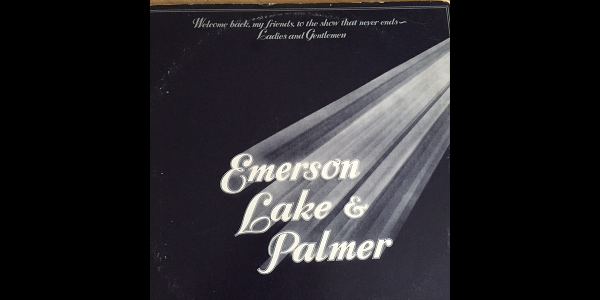 Vinyl of the Week: Emerson, Lake & Palmer