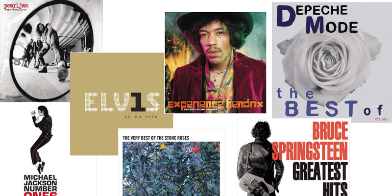 Greatest Hits Albums