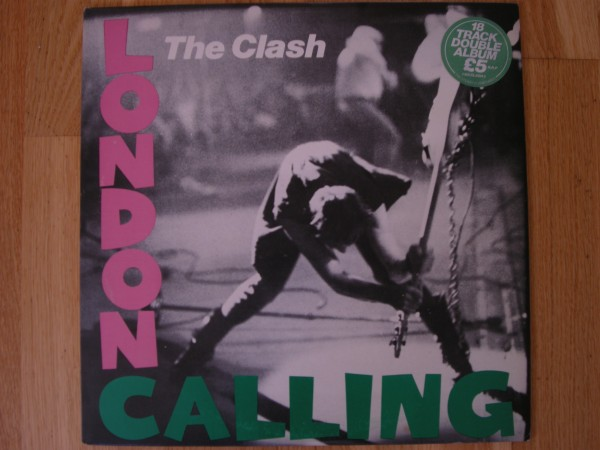 Vinyl of the Week: The Clash – London Calling