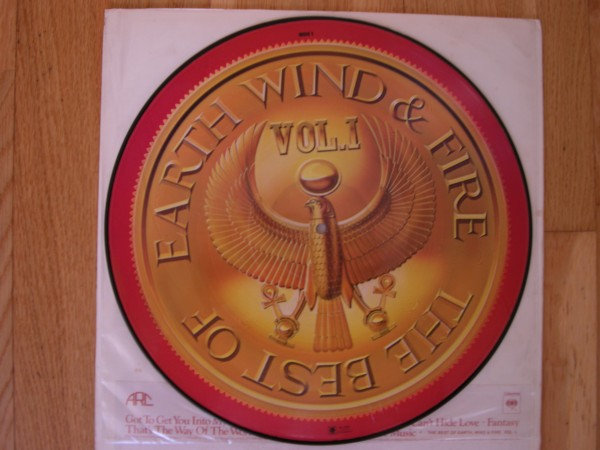Vinyl of the Week: Earth Wind & Fire