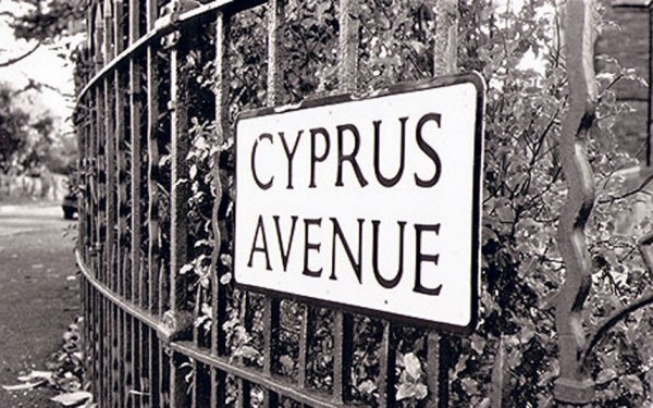 Van-atics from all over the world fly to Cyprus Avenue…