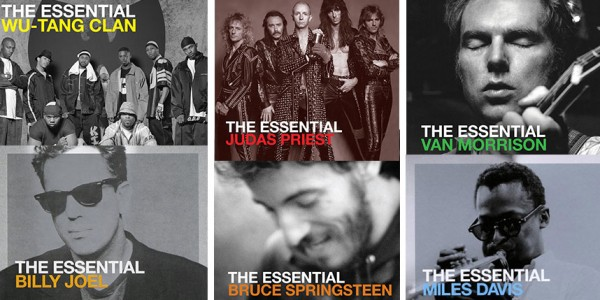 Essential Albums For A Special Price