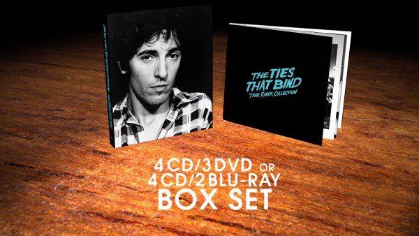 Bruce Springsteen's 'The Ties That Bind: The River Collection'