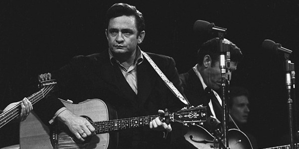 Johnny Cash – 'Man In Black: Live In Denmark 1971'